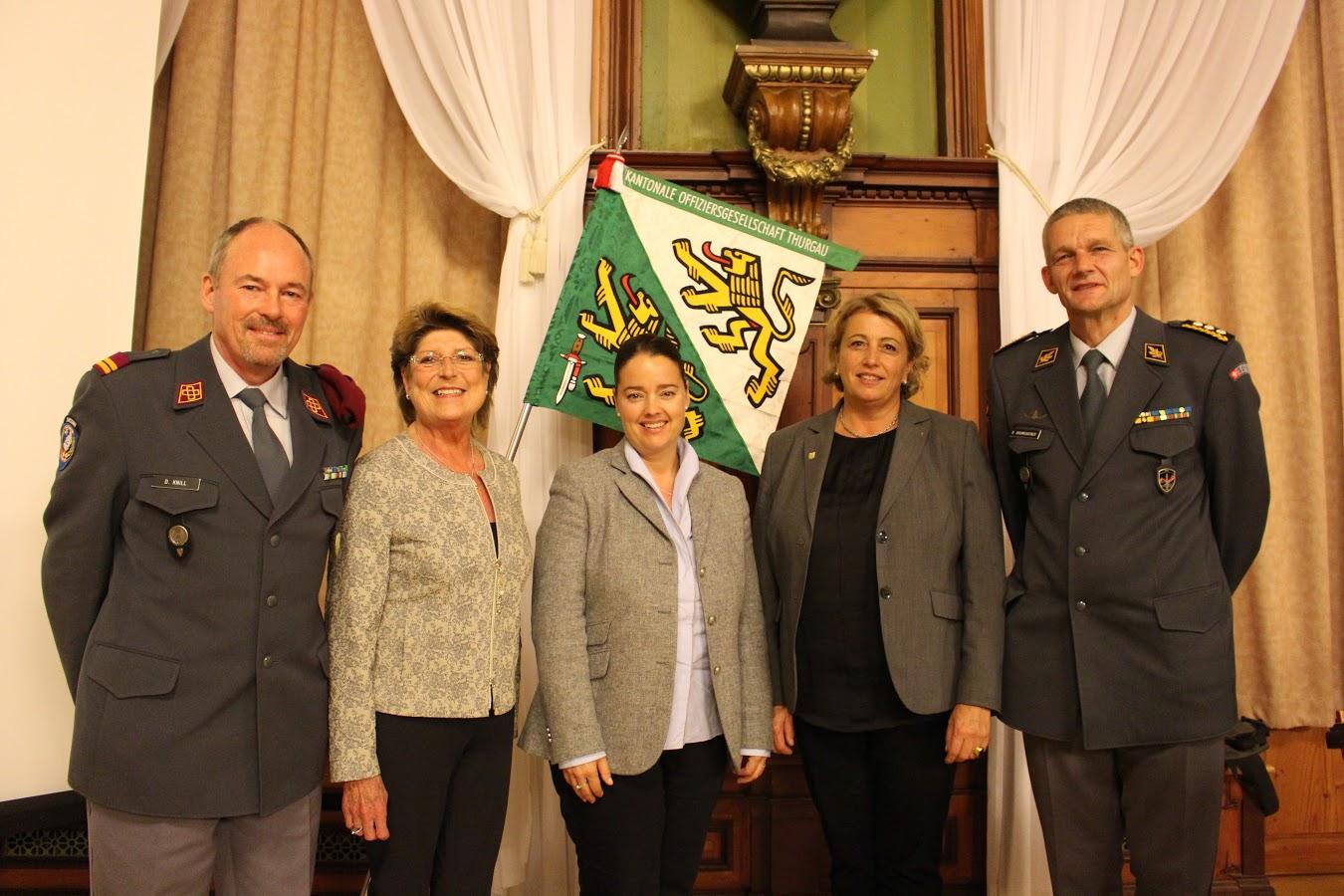 GV der kantonalen Offiziersgesellschaft Thurgau 2017